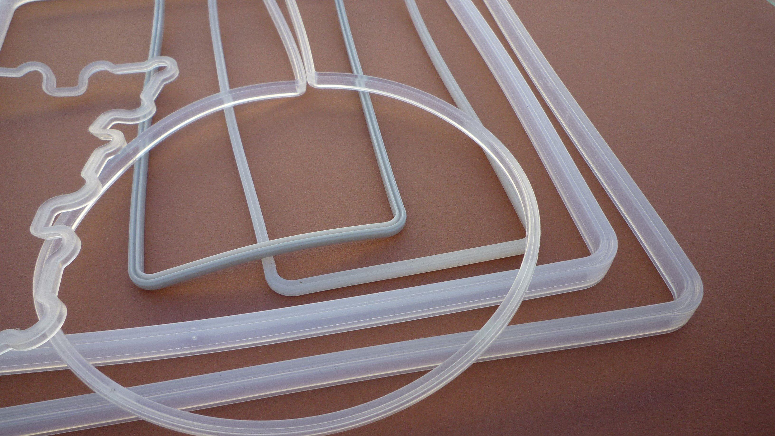 Guarnizione per soffione doccia in silicone
